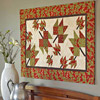 Autumn Leaves Wall Quilt