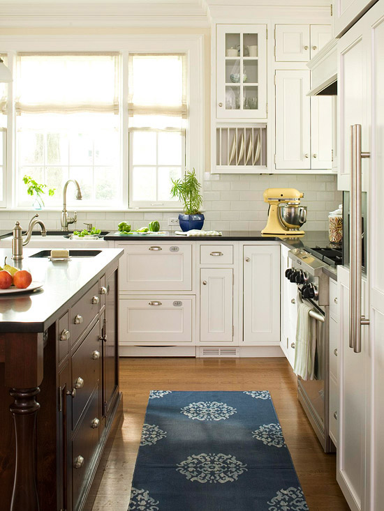 Kitchen Updates low-cost kitchen updates - better homes and gardens - bhg