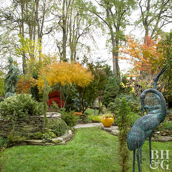 Landscaping Project North Texas: Fall Landscaping Ideas