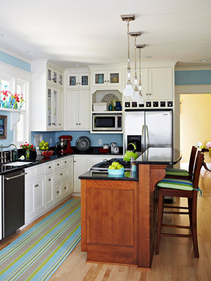 2009 Home Improvement Challenge: Kitchen Winner and More Great Ideas