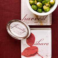 Easy Thanksgiving Tabletop Crafts