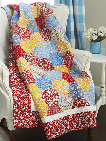 Bed-Size Quilts and Throws