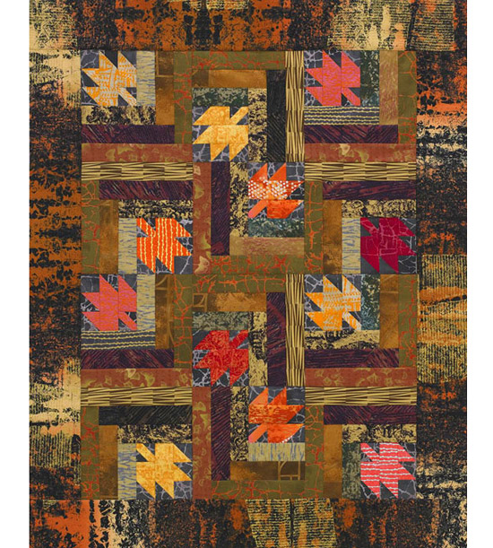 Fall Leaves Quilt