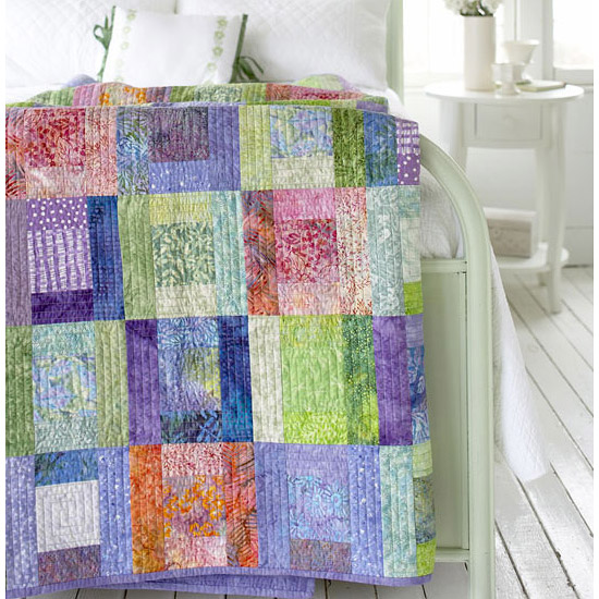 Quick and Easy Quilting Project