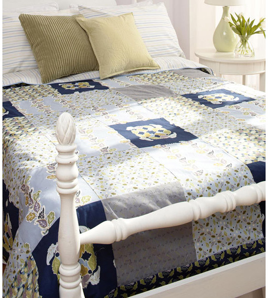 Duvet Quilting Project