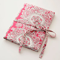 Fabric-Covered Journal