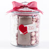 Holiday Season Sweets Jar