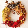 Autumn Elements Wreath