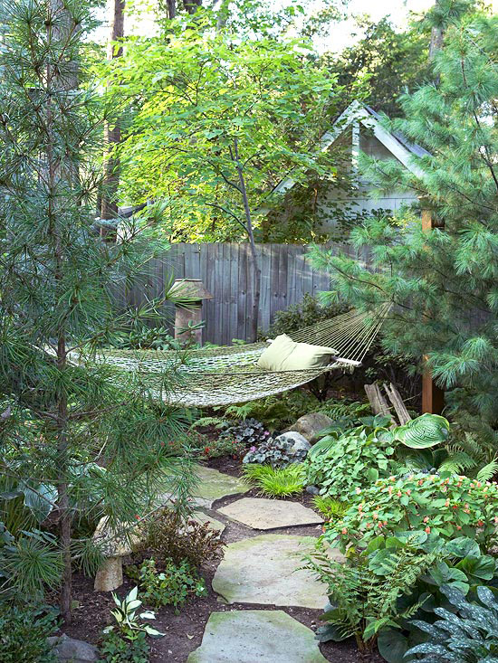 Easy Ways to Make Your Backyard More Private - Landscaping in ...