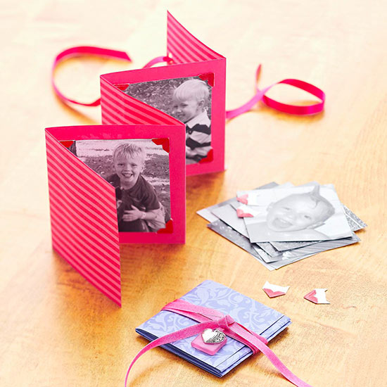 Mother's Day Photo Booklet