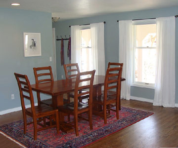 Room Makeover Multiuse Dining