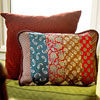 Patterned Necktie Pillow