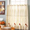 Napkin Cafe Curtains