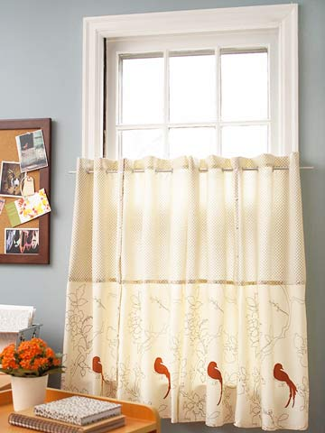 10 No-Sew Window Treatments