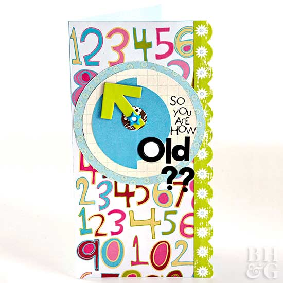handmade birthday cards, Birthday card