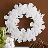 Circle of Snow Wreath