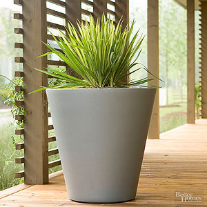 How Should I Plant in a Container with No Drainage Holes?
