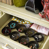 Declutter with Jewelry Sorters
