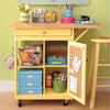 Craft Supply Storage Cart
