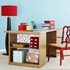 Bookcase Storage Desk