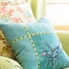 Transferable Pattern Pillow