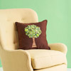 Button Treetop Pillow