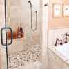 Storage in the Shower