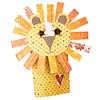 Friendly Lion Puppet