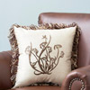Fringed Edge Pillow
