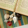 Shells and Twine Bookmark