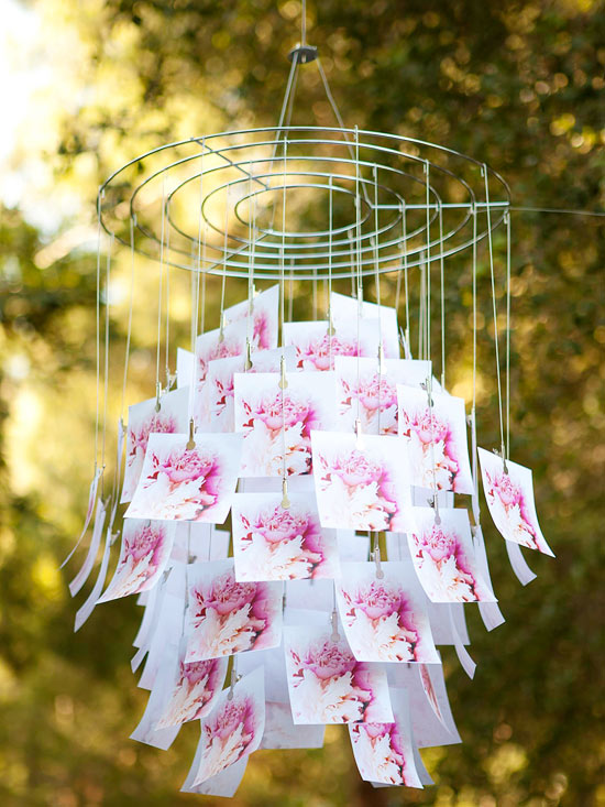Colorful Outdoor Party Decorations