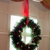Customized Christmas Wreath