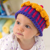 Sweet Baby Confection Hat