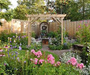Plan your front-yard makeover in phases; do one bed then another in the following season or year to reduce costs. Dabner suggests making a plant shopping ... & A Simple Welcoming Dooryard Garden pezcame.com