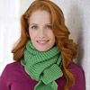 Easy Garter Stitch Knit Scarf
