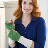 Easy Garter Stitch Wristers