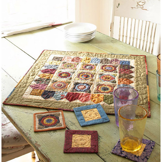 Quilt Patterns for Scrappy Quilt Projects