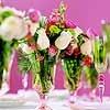 Flower-Filled Goblets
