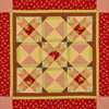 Star-Crossed Quilt