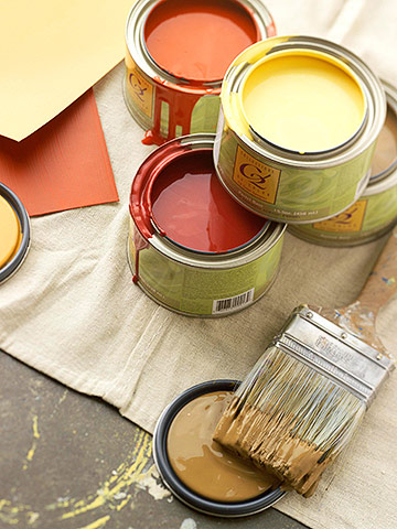 How to Dispose of Paint