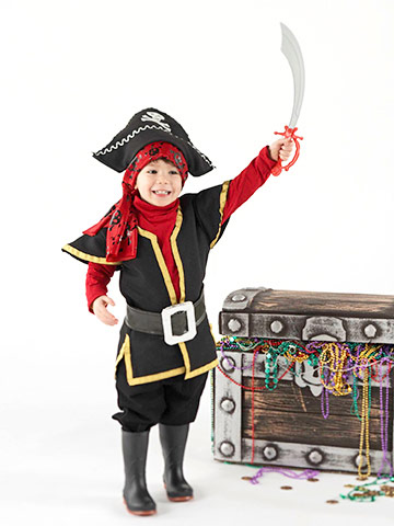 Pirate Halloween Costume for Kids