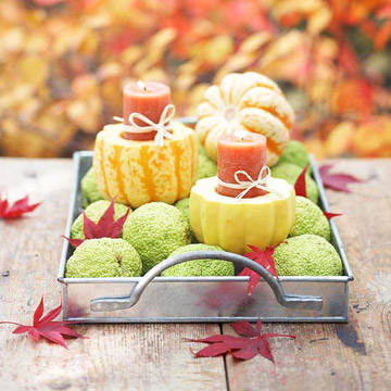 Personalized Thanksgiving Decorating Ideas