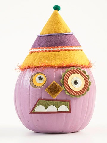 Mr. Pumpkin Head Game for Kids' Halloween Party