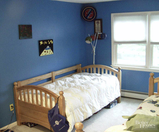 vibrant furniture makeovers for a kids bedroom