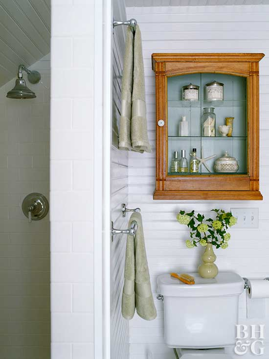 Towel Display Ideas For Bathrooms