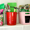 Colorful Storage Bins and Buckets