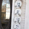 Spooky House Numbers