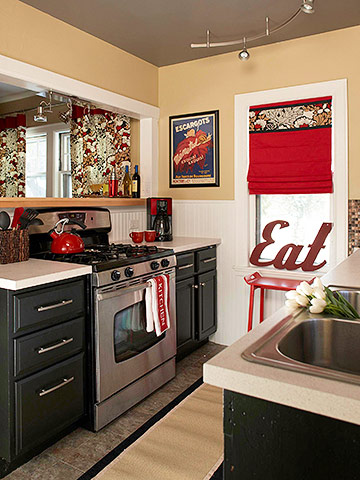 See Kitchen Makeovers Under $500