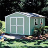 Before: Prefab Shed Seeks Storage Solutions