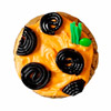 Licorice Spiral Pumpkin Cookie